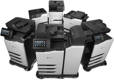 "Lexmark gana el premio ""2017 Color Printer/MFP Line of the Year"""