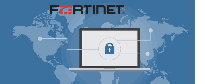 Comida tecnológica con Fortinet