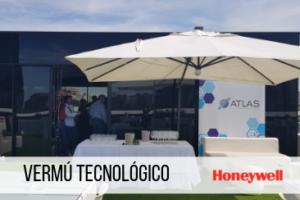 Vermú tecnológico con Honeywell